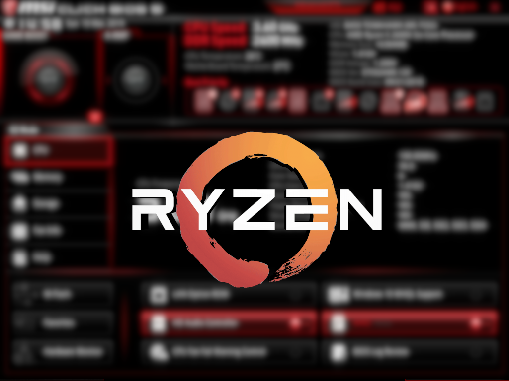 Разгон процессора AMD Ryzen 5 2600 | Te4h